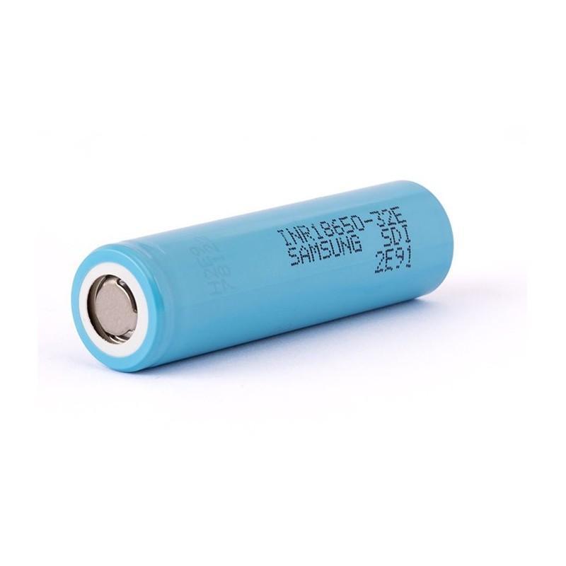 Samsung INR18650 32E 3200mAh senza pin