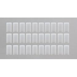 Drip Tip monouso in silicone Corto