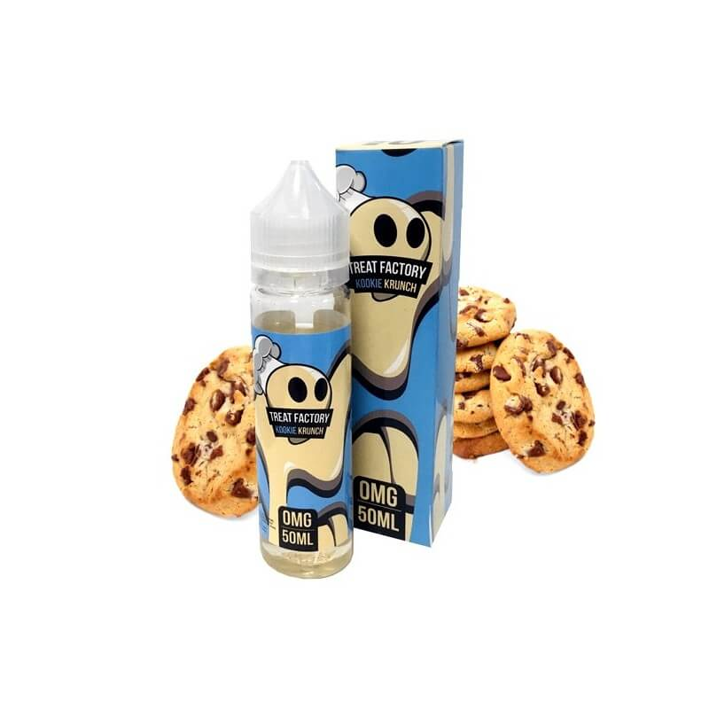Air Factory Cookie Crunch Mix and Vape - 50ml