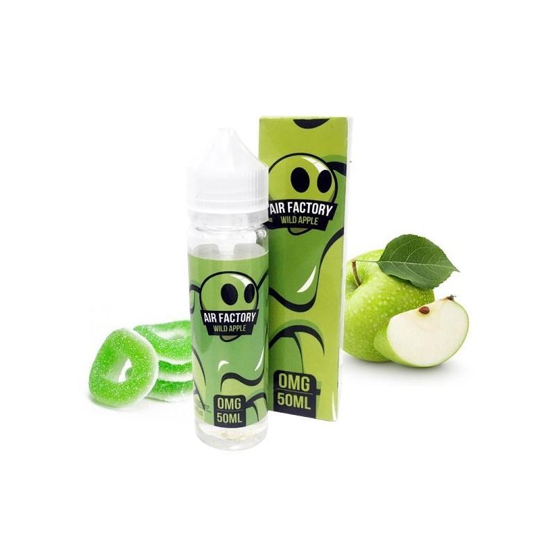 Air Factory Wild Apple Aroma Mix and Vape - 50ml
