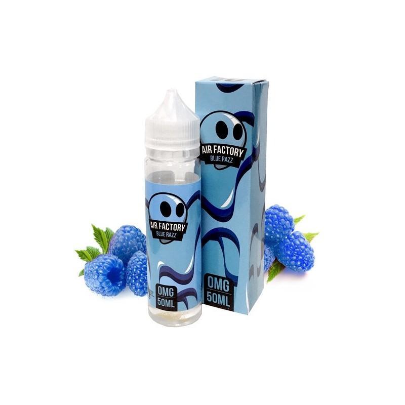 Air Factory Blue Razz Aroma Mix and Vape - 50ml