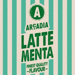 Arcadia Latte Menta by Alternative Vapor - Mix and Vape - 50ml