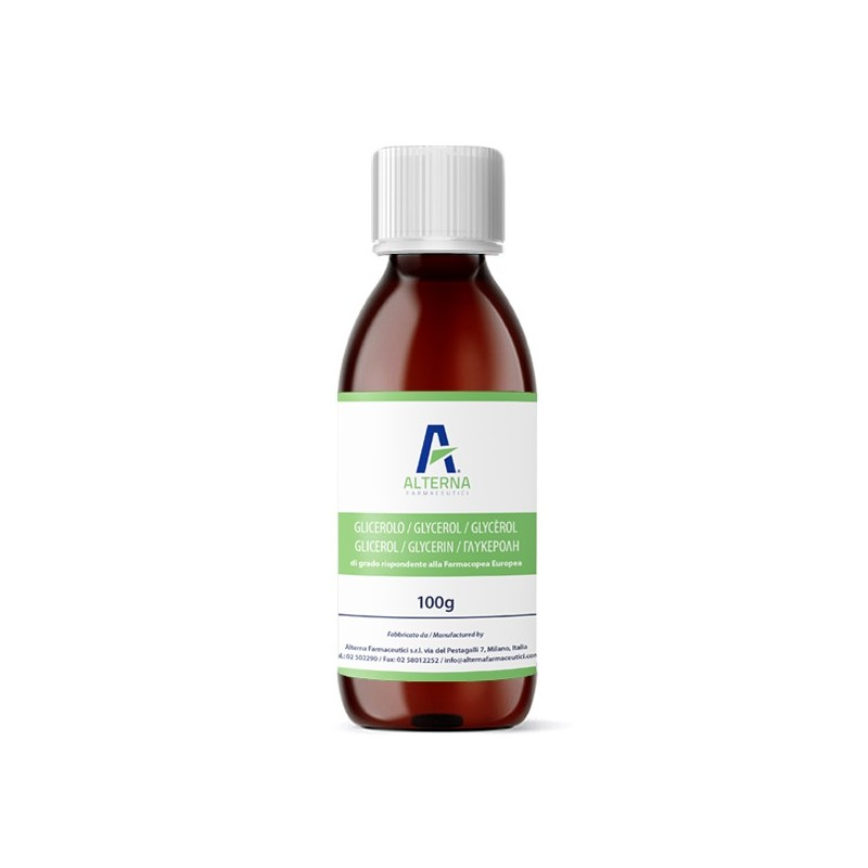 Alterna Farmaceutici Glicerolo - VG - 100 gr