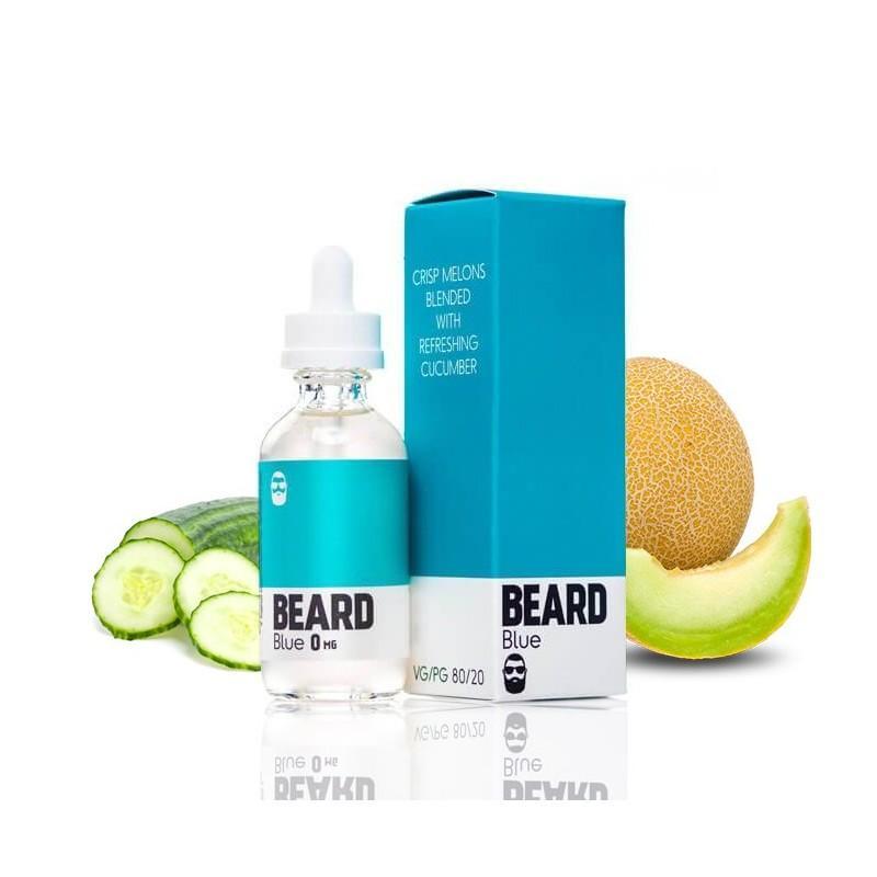 Beard Vape Co. Blue Aroma Mix and Vape - 50ml