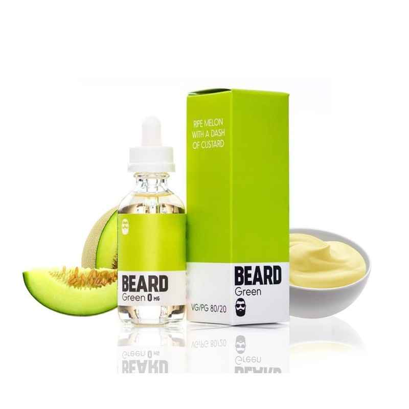 Beard Vape Co. Green Aroma Mix and Vape - 50ml