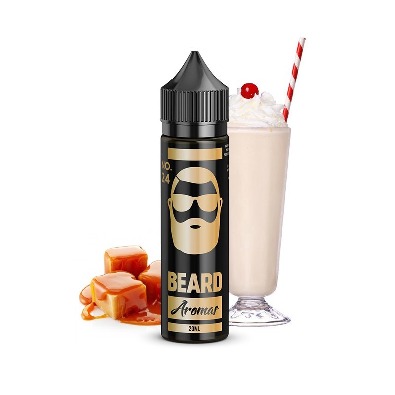 Beard Vape Co. N. 24 - Vape Shot - 20ml