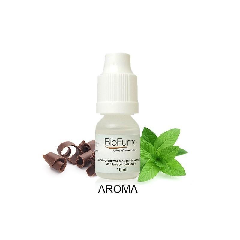 Biofumo Aroma Cioccolato e Menta - 10ml