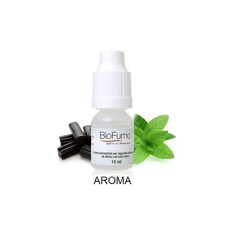 Biofumo Aroma Menta e Liquirizia