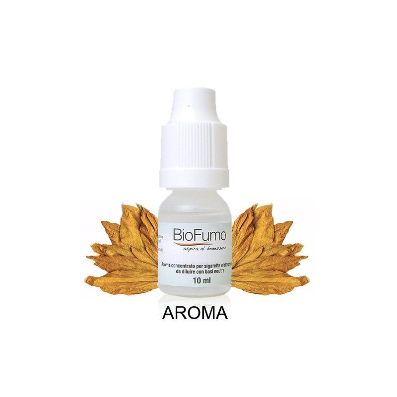 Biofumo Aroma Tabacco 7 Foglie - 10ml