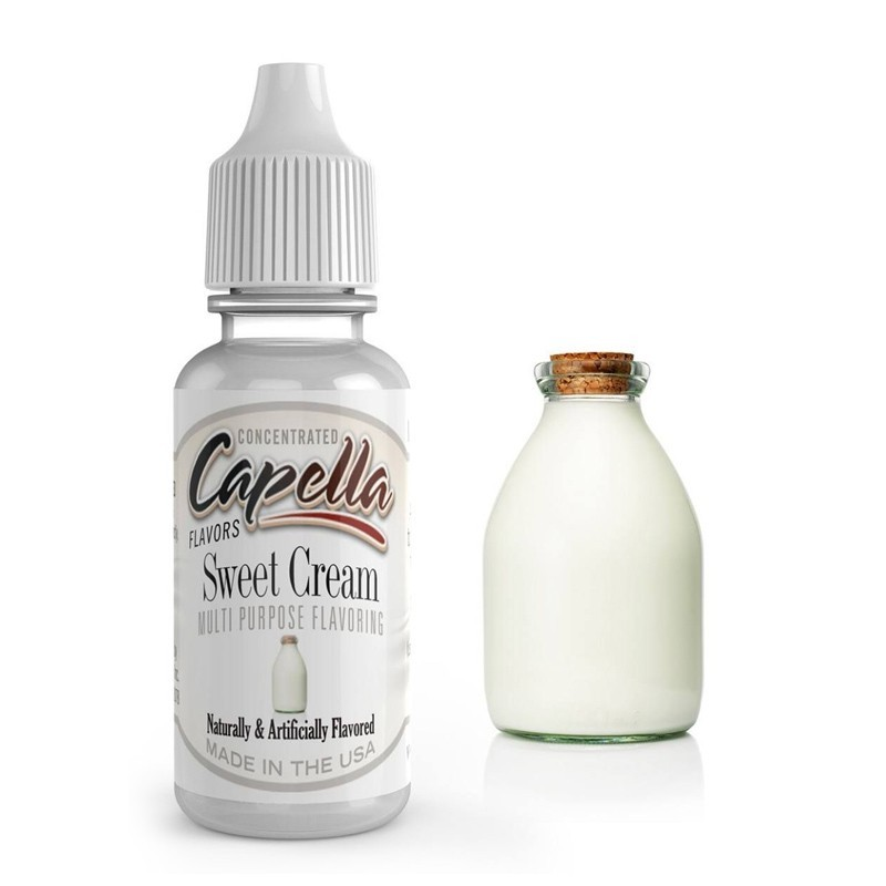 Capella Aroma Sweet Cream - 13ml