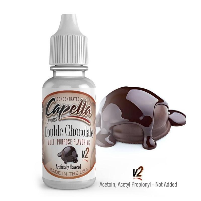 Capella Aroma Double Chocolate V2 - 13ml