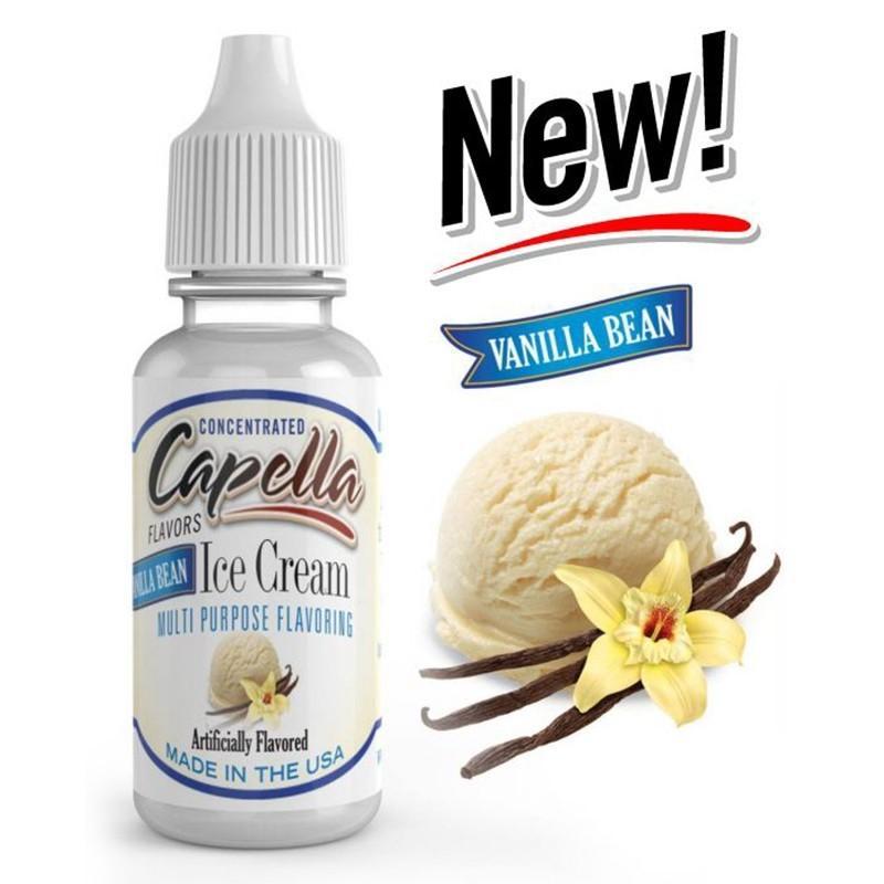 Capella Aroma Vanilla Bean Ice Cream - 13ml