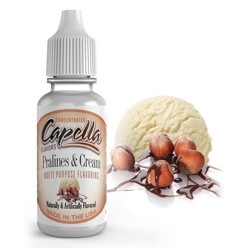 Capella Aroma Pralines and Cream - 13ml