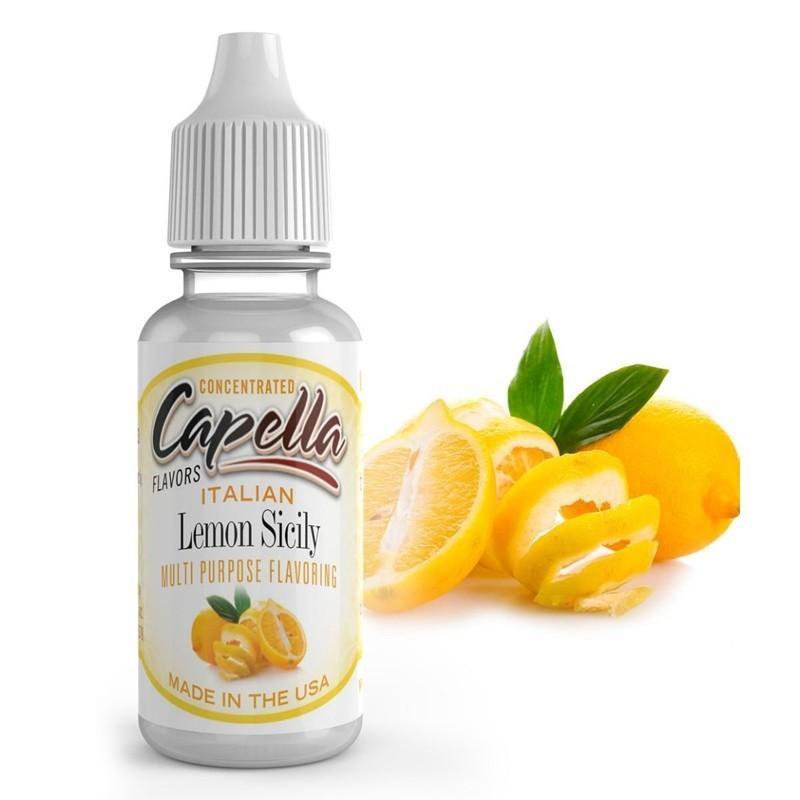 Capella Aroma Italian Lemon Sicily  - 13ml