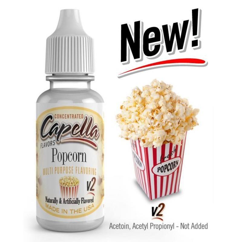 Capella Aroma Popcorn V2 - 13ml