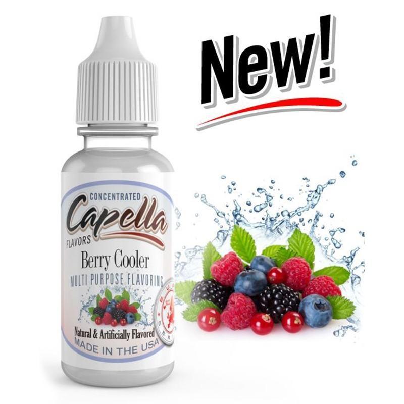 Capella Aroma Berry Cooler - 13ml