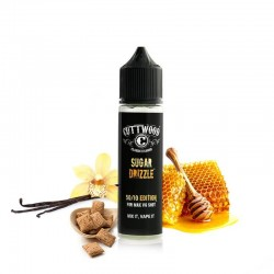 Cuttwood Sugar Drizzle Aroma Mix and Vape - 50ml