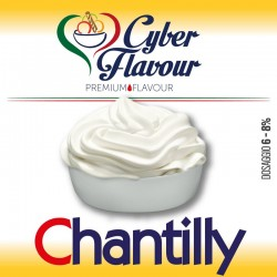 Cyber Flavour Aroma Chantilly - 10ml