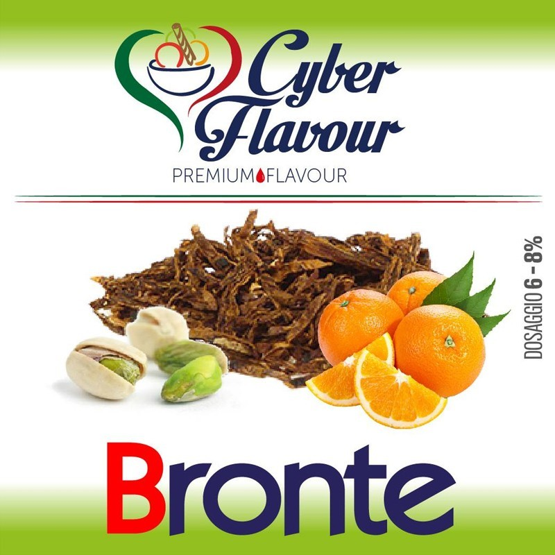 Cyber Flavour Aroma Bronte - 10ml