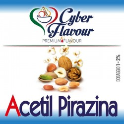 Cyber Flavour Acetil Pirazina - 10ml