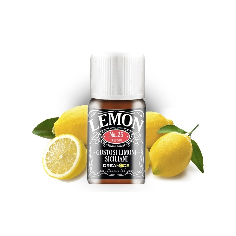 Dreamods Aroma Lemon No.25 - 10ml