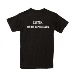 LIXE T-Shirt da Uomo - Nera - 1pz