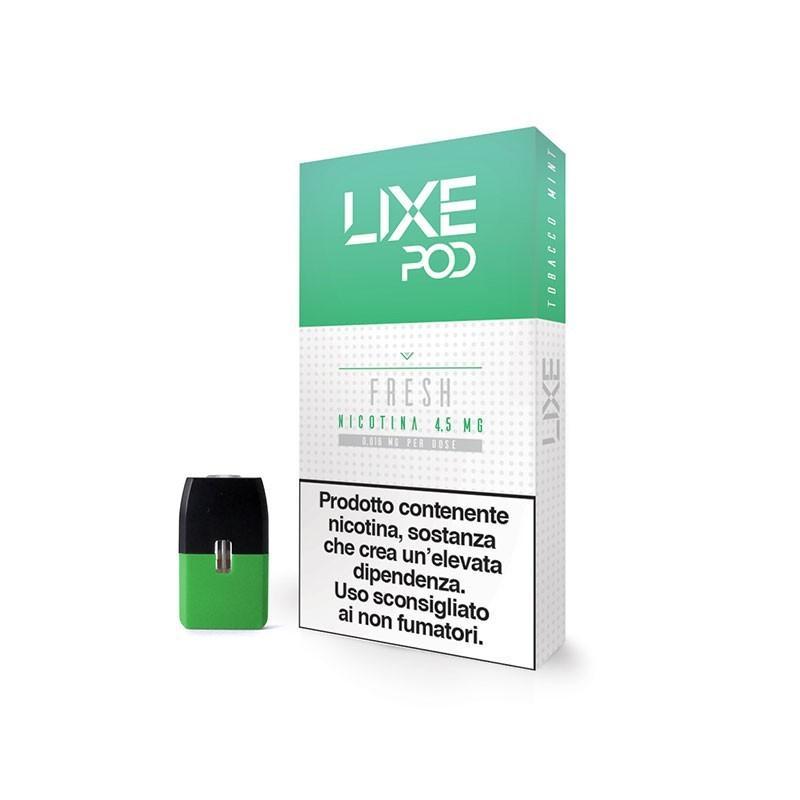 Fresh - Cartuccia/Pod per LIXE - 4pz
