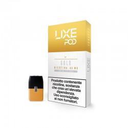 Gold - Cartuccia/Pod per LIXE - 4 pz
