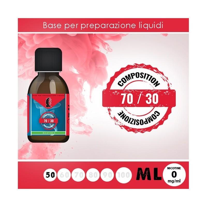 LOP Base Neutra 70/30 50ml - 0mg/ml