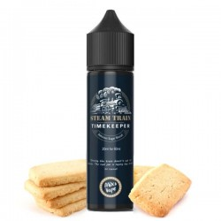 Steam Train Timekeeper - Vape Shot - 20ml