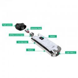iSmoka Eleaf Tance Pod Kit 580mAh - 2ml