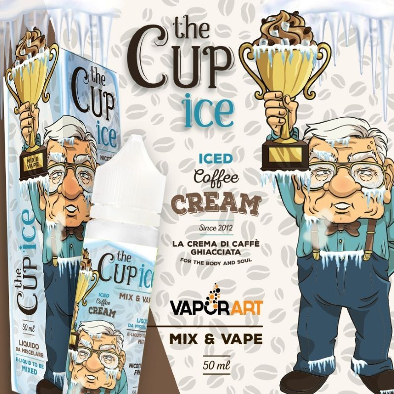Vaporart The Cup Ice - Mix and Vape - 50ml