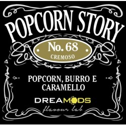 Dreamods Flavor Popcorn Story No.68 - 10ml