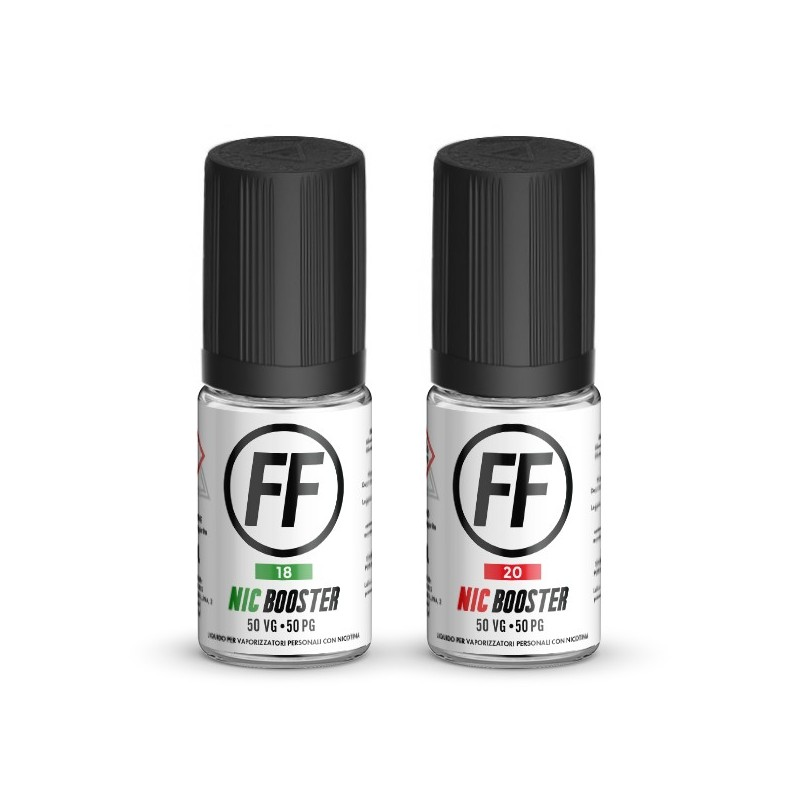 Base neutra con nicotina Fcukin' Flava Base NicoBooster 50/50 - 10ml