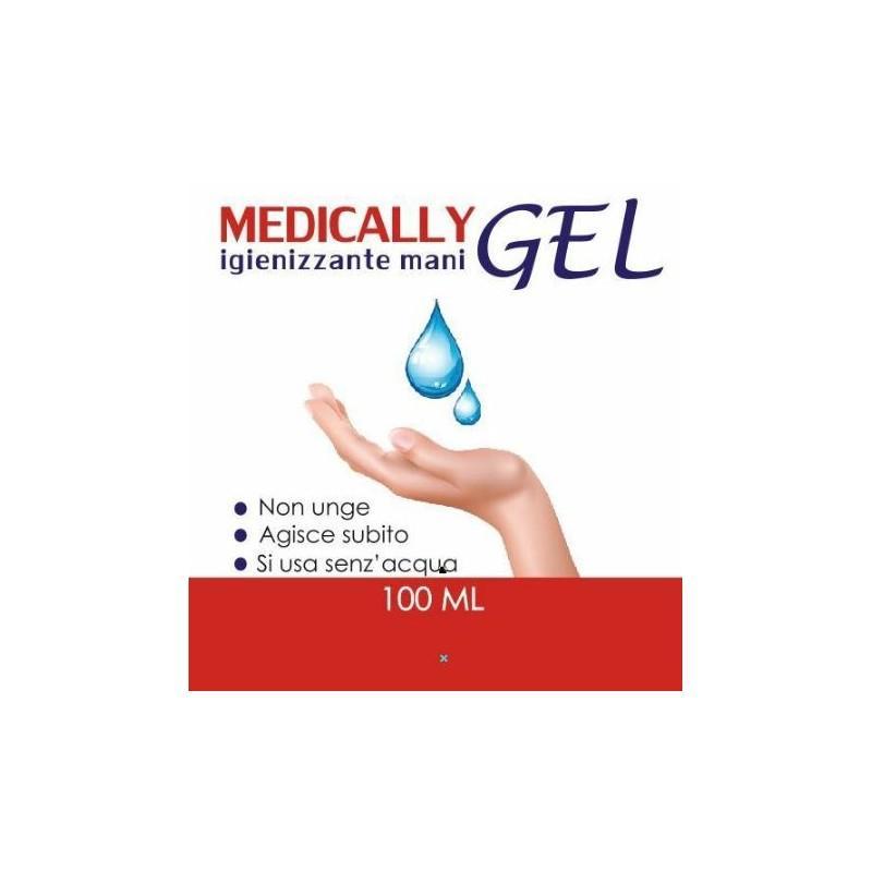 Medically GEL Igienizzante Mani - 100ml