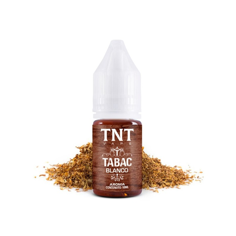 Aroma-Tabac Blanco-by-TNT Vape-10ml-Concentrato