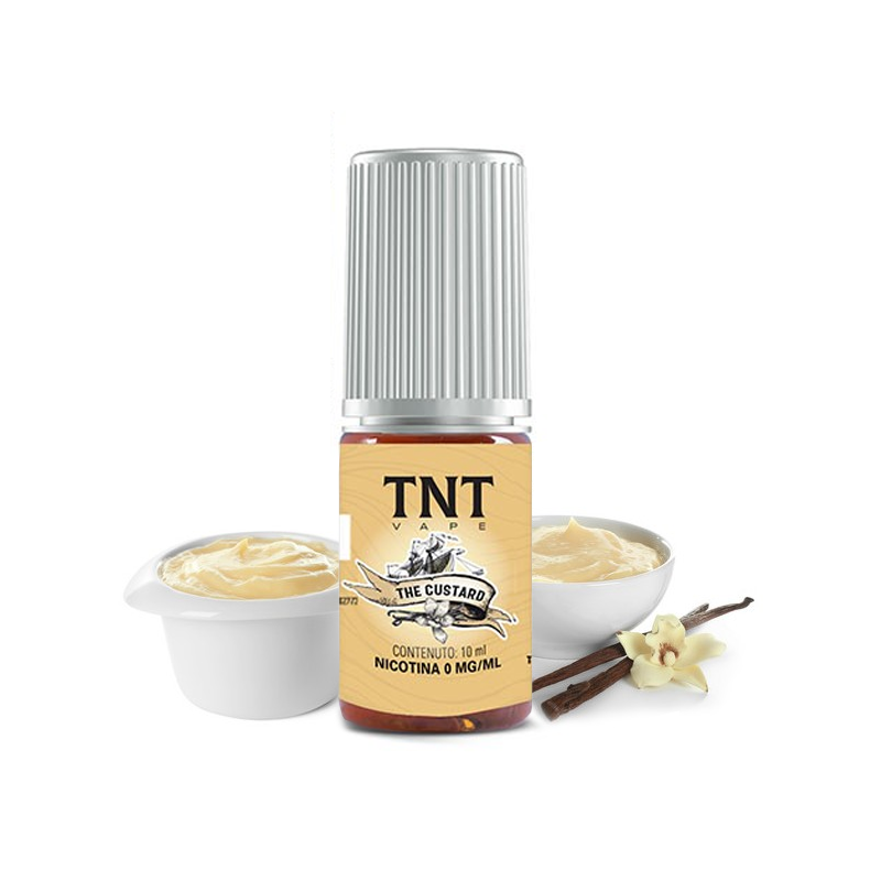 TNT Vape Pastry The Custard - 10ml