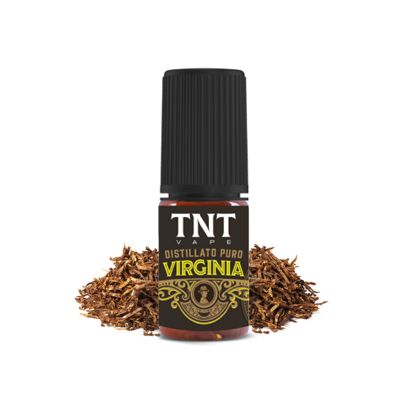 TNT Vape aroma Virginia - Distillati Puri - 10ml